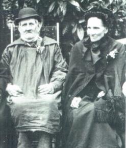 Richard and Mary Chatfield 1897