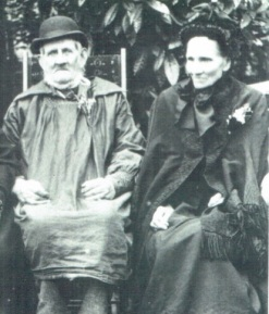 Richard and Mary Chatfield 1897