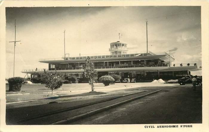 60. Singapore Civil Aerodrome