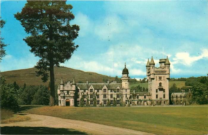 740301 46. Balmoral Castle